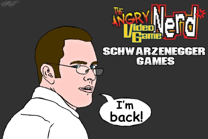 s07e01 — Schwarzenegger Games