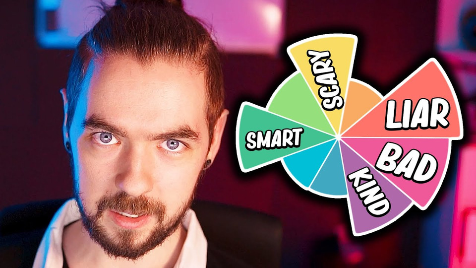 s10e39 — Jacksepticeye's REAL Personality Revealed (Enneagram Test)