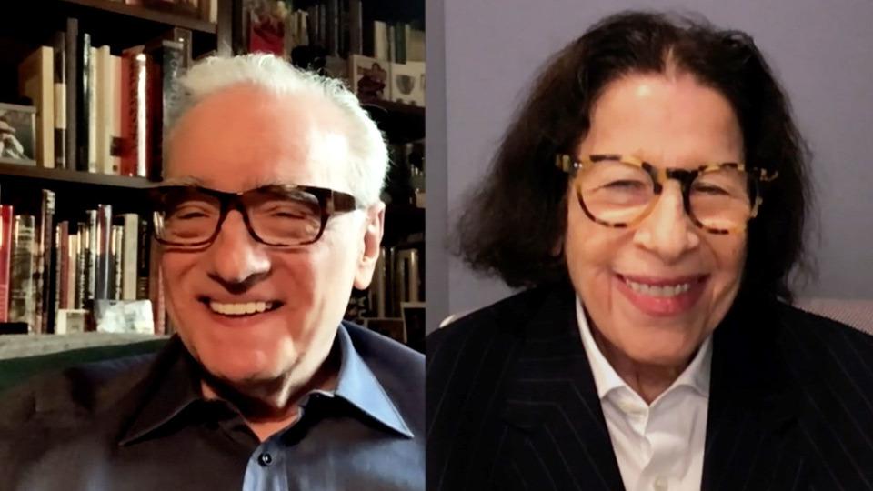 s2021e13 — Martin Scorsese, Fran Lebowitz, Pete Buttigieg, Hunter Schafer, Playboi Carti