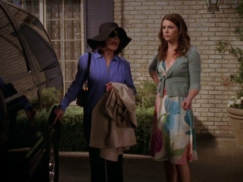 s06e21 — Driving Miss Gilmore