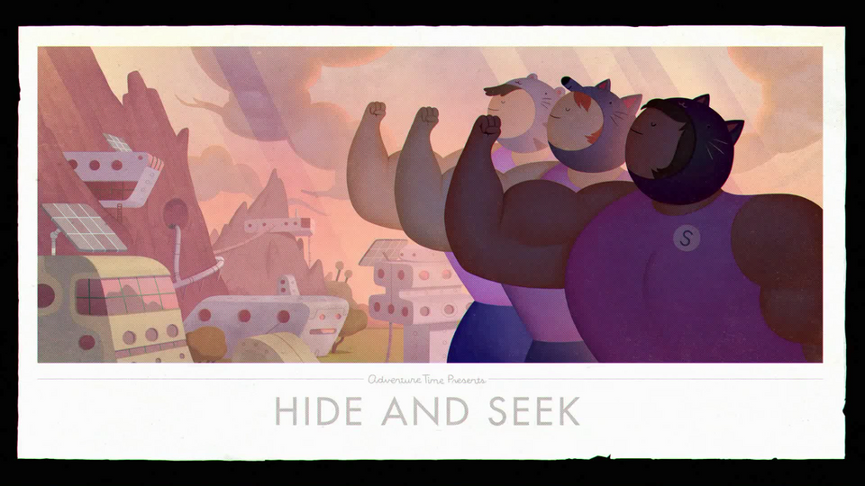 s08e11 — Islands Part 5: Hide and Seek