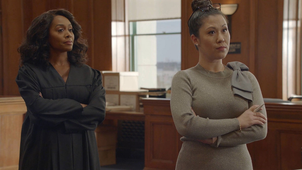 s01e05 — Devotees in the Courthouse of Love