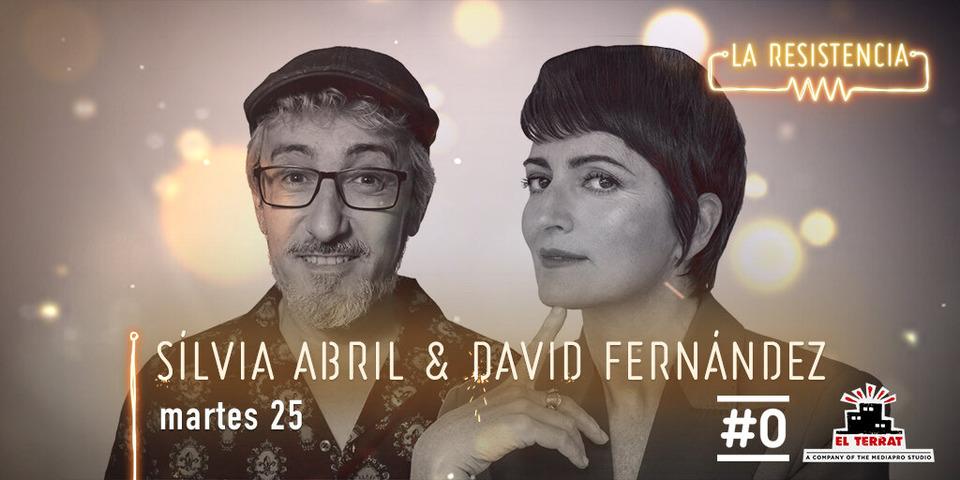 s04e131 — Sílvia Abril & David Fernández