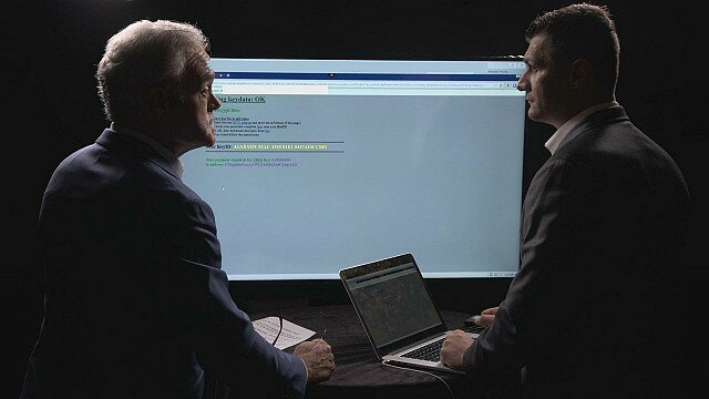 s53e35 — What Happened in Wuhan? | Ransomware | Sir David