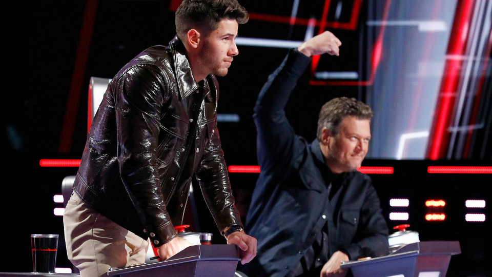 s20e02 — The Blind Auditions, Part 2