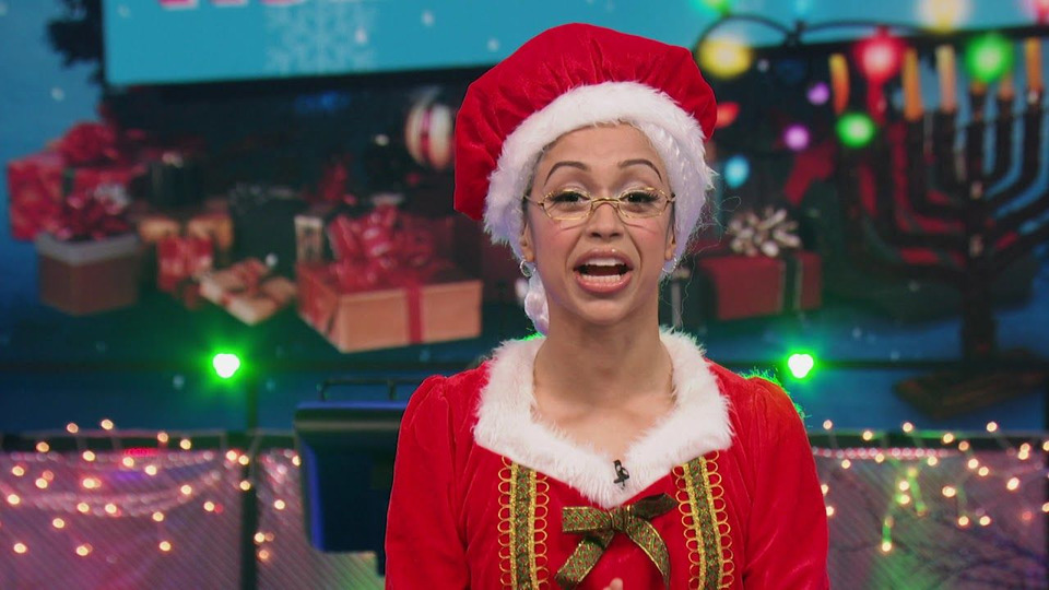 s02e17 — Holiday Week Game 1