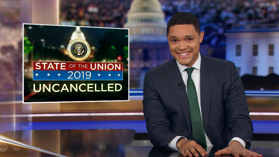 s2019e18 — The State of the Union 2019: Uncancelled