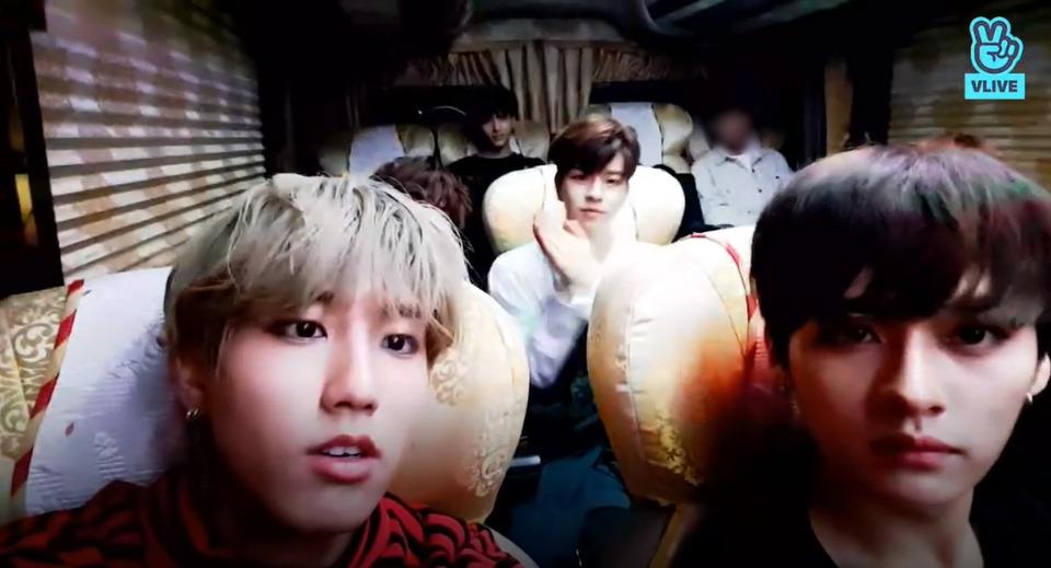 s2018e205 — [Live] Way back~♡