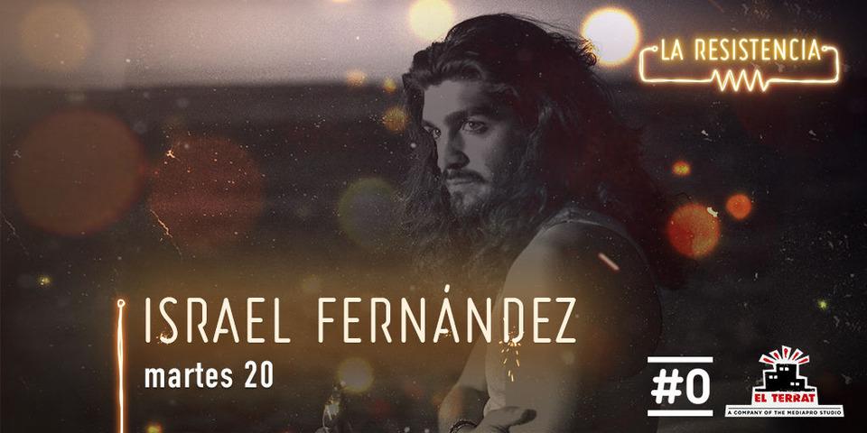 s04e21 — Israel Fernández