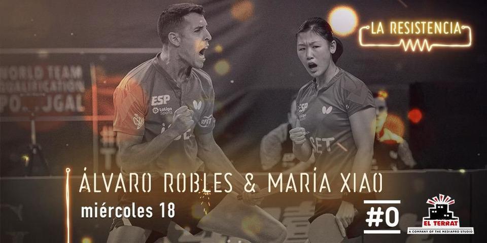 s04e38 — Álvaro Robles & María Xiao