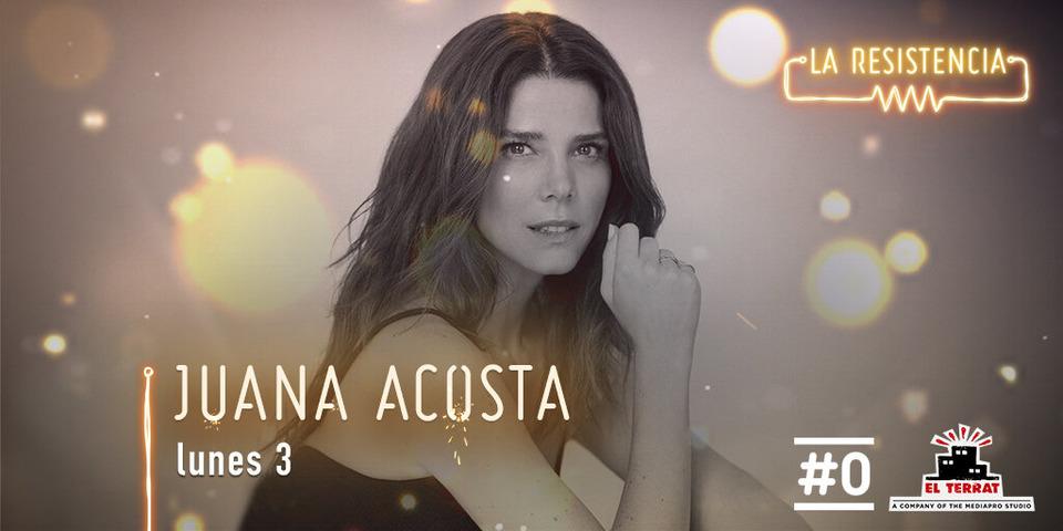 s04e118 — Juana Acosta