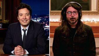 s2021e26 — Dave Grohl, Joel Kinnaman, Foo Fighters