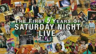 s30 special-7 — Live from New York: The First 5 Years of Saturday Night Live