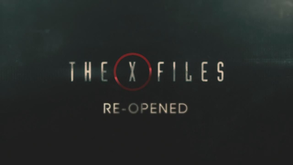 s10 special-0 — The X-Files: Re-Opened