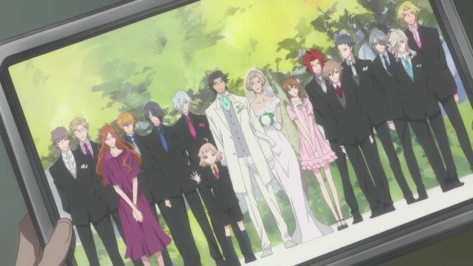 Brother conflict wedding