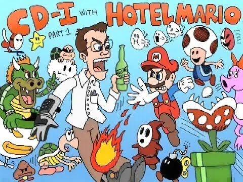 s03e18 — CD-i: Part 1 - Hotel Mario