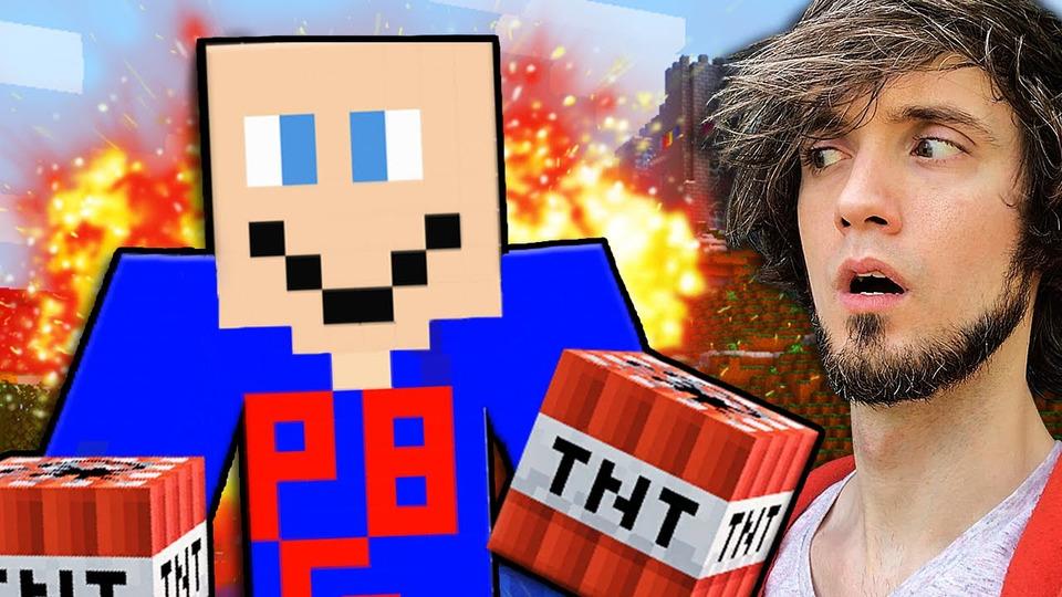 s13e04 — Minecraft
