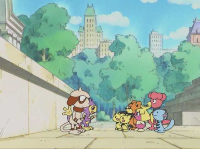 s06 special-1 — Pichu Bros. in Party Panic