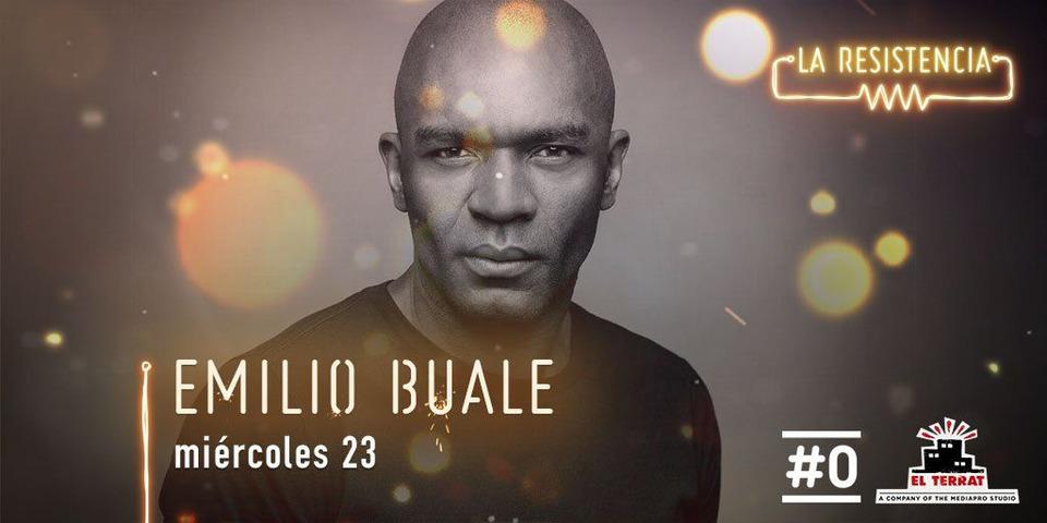 s04e07 — Emilio Buale