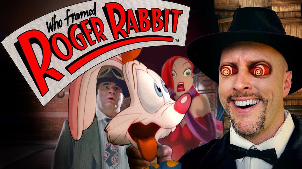 s14e23 — Who Framed Roger Rabbit