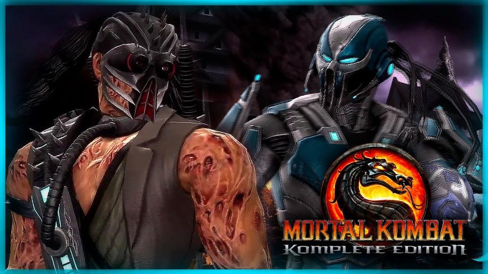 s11e228 — КАБАЛ ИКИБЕР САБ-ЗИРО ● Mortal Kombat 9 Komplete Edition (Прохождение) #6