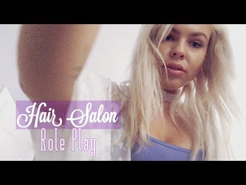 s01e13 — HAIR SALON ROLE PLAY | Personal Attention ASMR