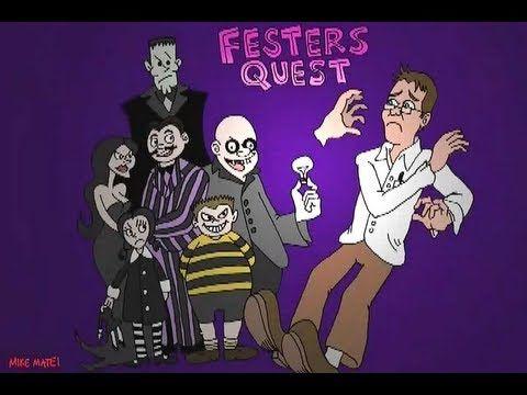 s02e17 — Fester's Quest