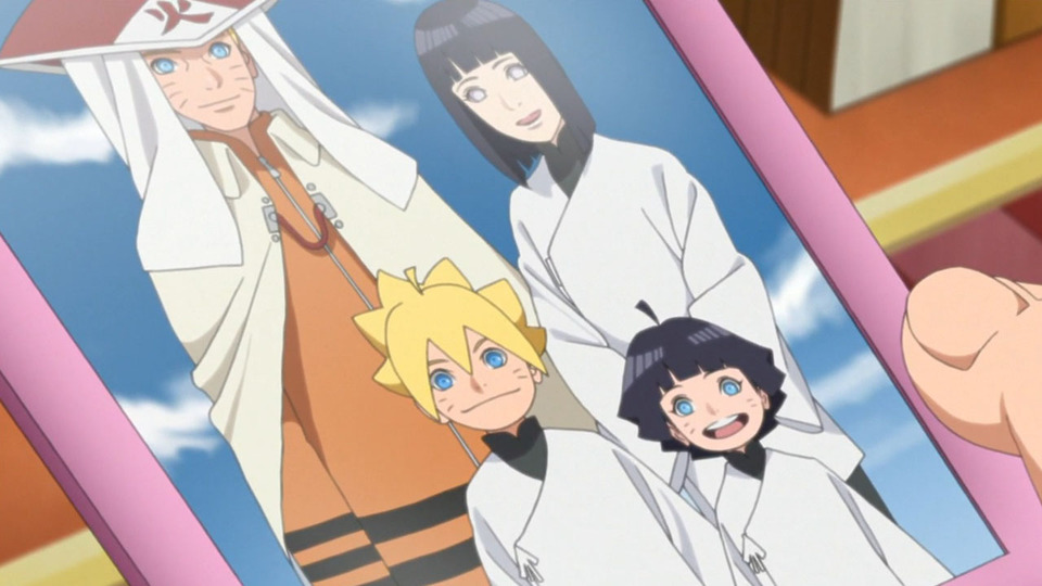 s01e18 — A Day in The Life of The Uzumaki Family