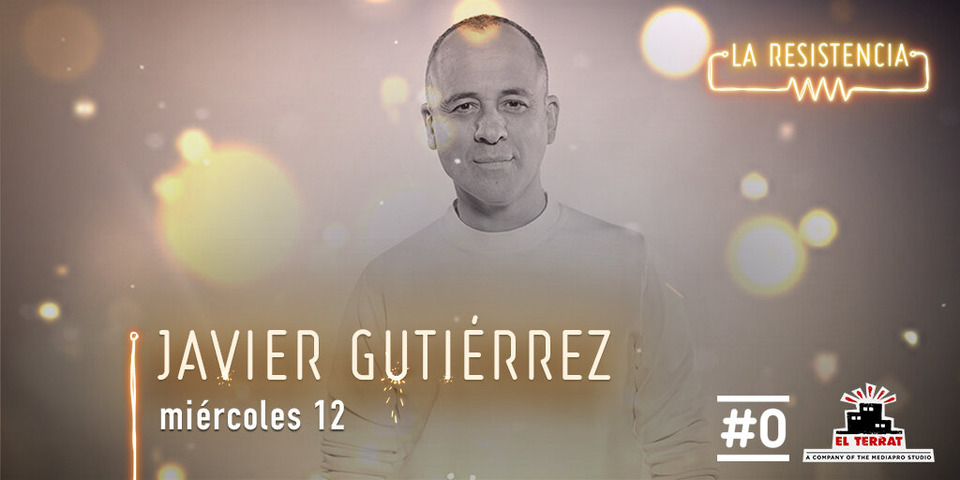 s04e124 — Javier Gutiérrez