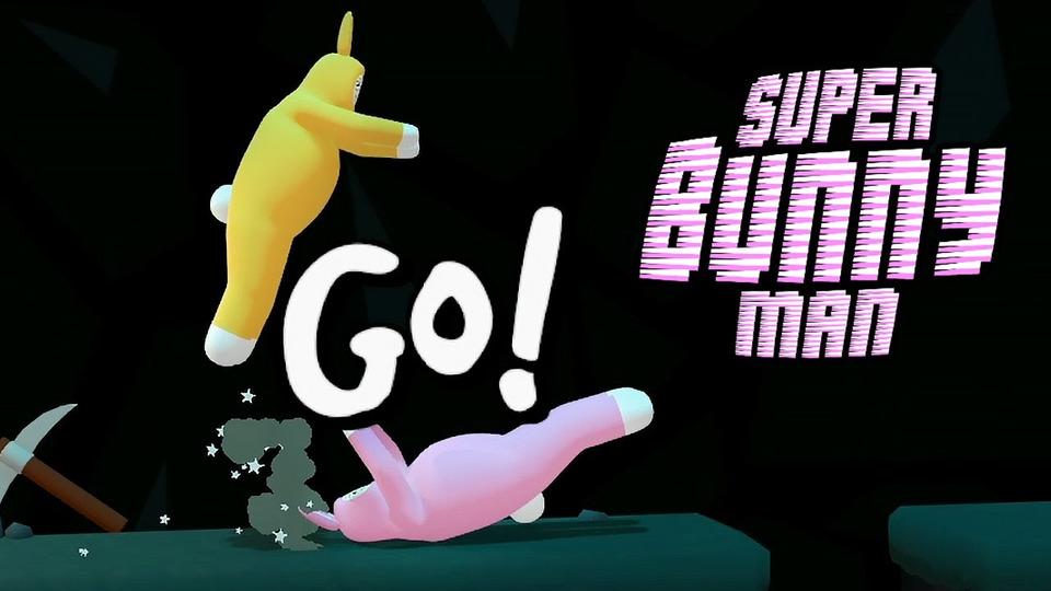 s11e212 — ПЛАЧЕМ ОТСМЕХА ИУГАРАЕМ вSuper Bunny Man