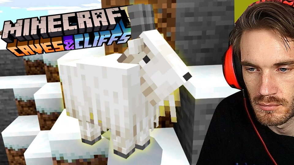 s12e95 — New Minecraft Update is a disaster.