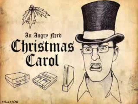 s02e21 — An Angry Nerd Christmas Carol: Part 1