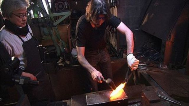 s2014e09 — Sanjo: Forging Tradition and Craftsmanship