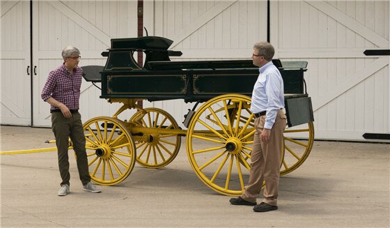 s07e23 — Horse-drawn Vehicles