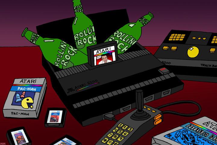 s02e03 — Atari 5200