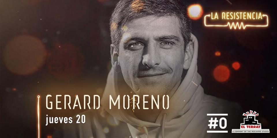 s04e129 — Gerard Moreno