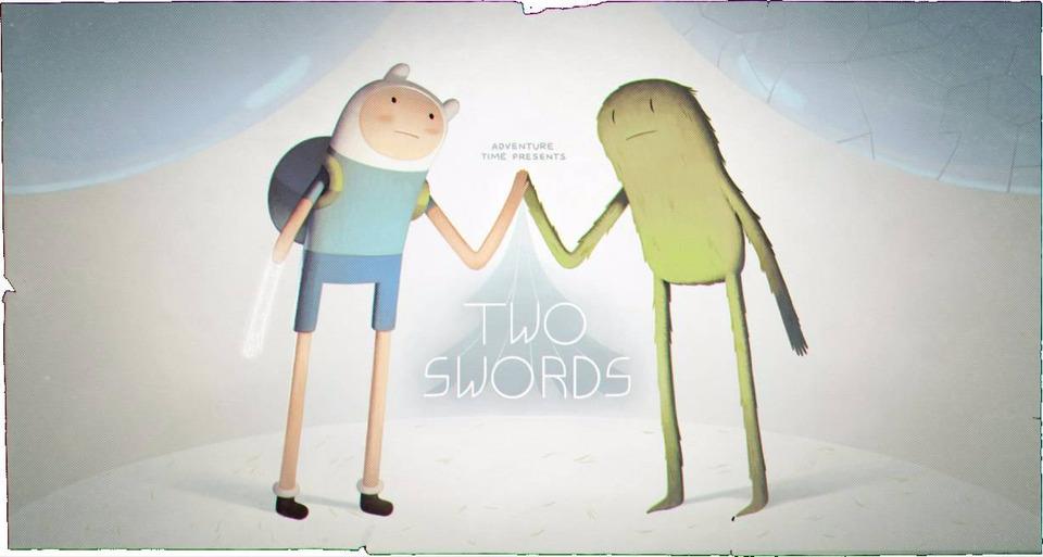 s08e01 — Two Swords