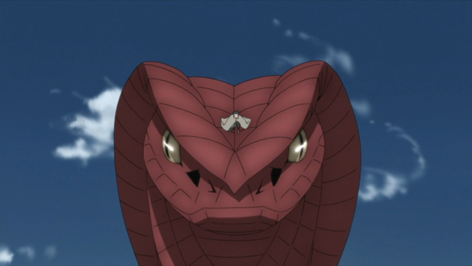 s01e77 — A Fierce Enemy, Garaga's Ferocious Attack!