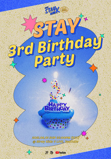 s2021e138 — [2021 STAYweeK🎂] STAY 3rd Birthday Party🎈