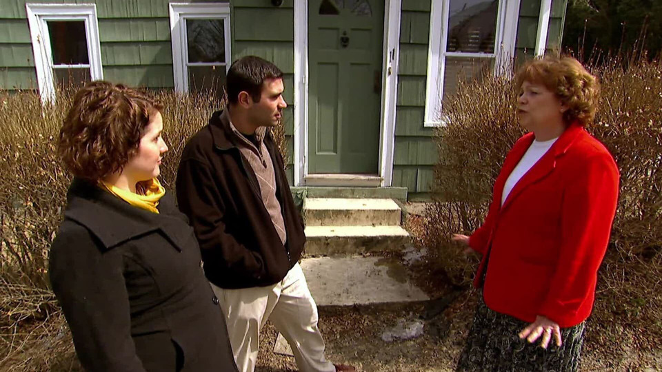s2015e06 — A Young Couple Rushes to Finish Reno Before Their First Baby Arrives