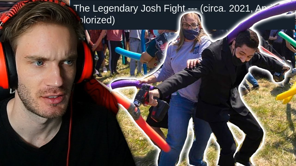 s12e61 — The Battle of Josh will be recorded in History Books
