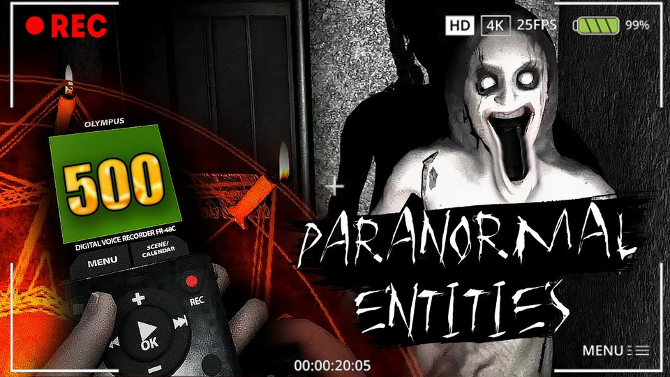 s11e203 — НЕДОФАЗМОФОБИЯ ● Paranormal Entities