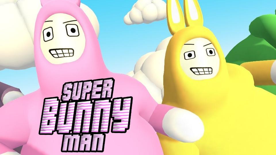 s11e197 — СМЕХ ИСЛЕЗЫ ТЕПЕРЬ НАВЕБКУ вигре Super Bunny Man