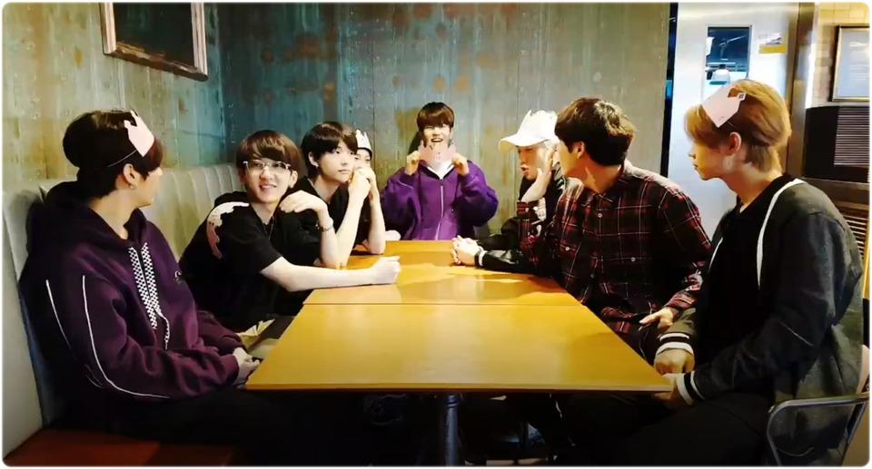s2018e167 — [Live] Happy Seungmin Day🍰🖤