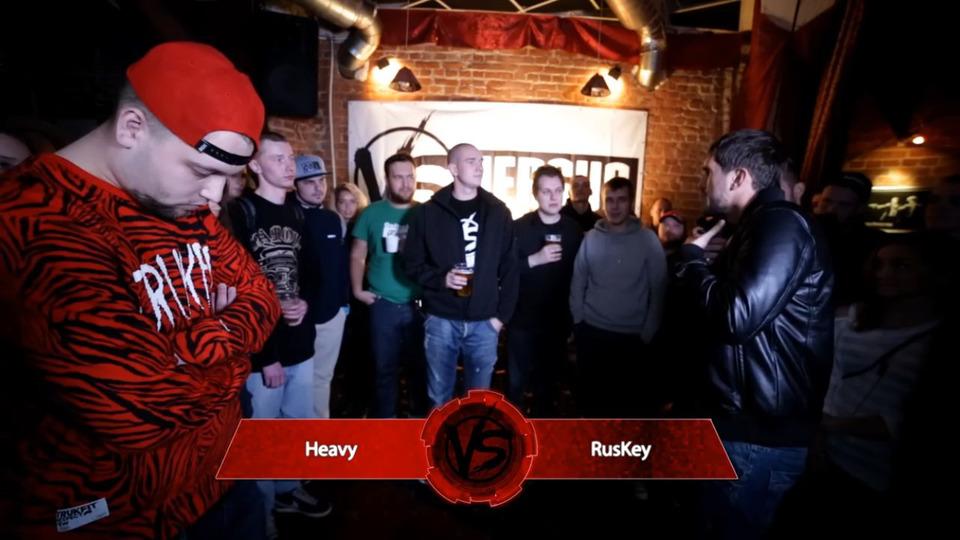s01e09 — VERSUS #9: Heavy VS Ruskey (ЦАО)