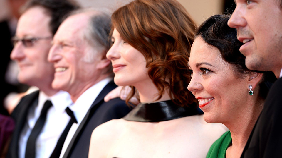 s2014e01 — The 61st British Academy Television Awards