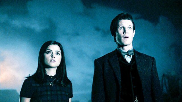 s07e13 — The Name of the Doctor