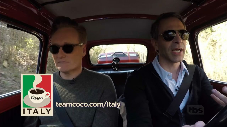 s2018 special-2 — Conan Without Borders: Italy