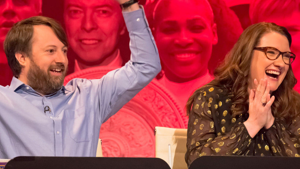 s2016e05 — The Big Fat Quiz of the Year 2016