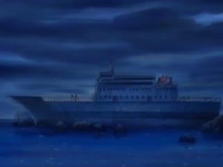 s06e32 — Abandon Ship!